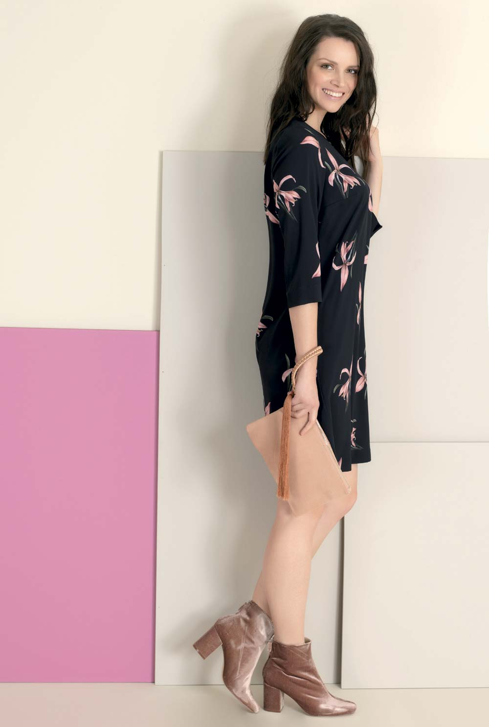 elena mirò 2018 catalogo abiti fiori