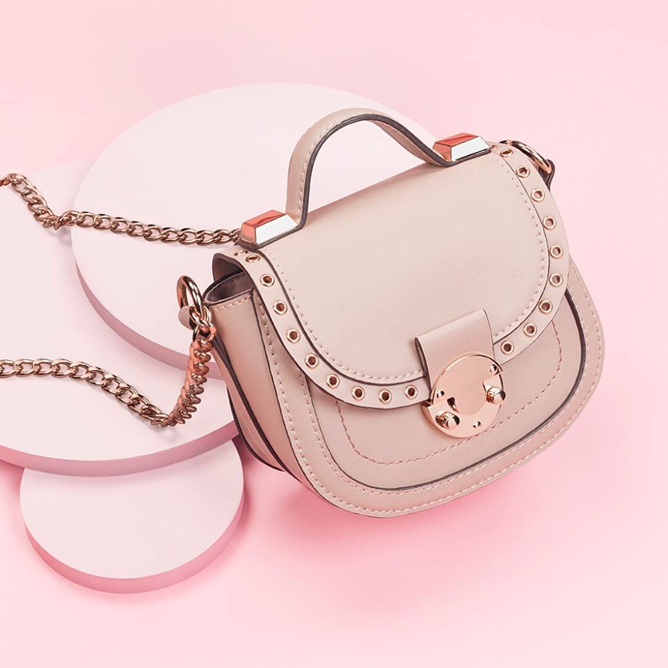accessorize 2018 catalogo primavera estate borse rosa