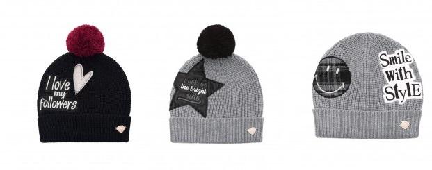 le pandorine 2018 catalogo cappelli