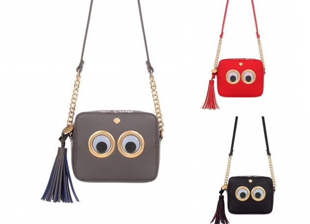 le pandorine 2018 catalogo eyes bag