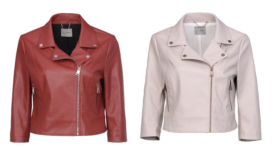 fiorella rubino catalogo 2018 giacche pelle