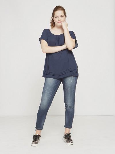 fiorella rubino 2018 jeans decorati