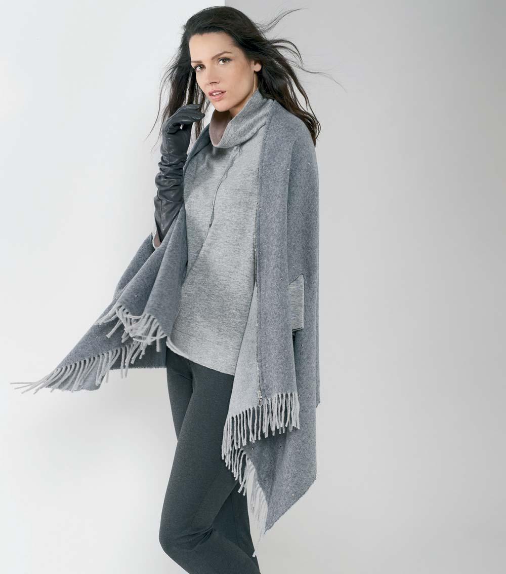 elena mirò 2018 catalogo mantella cardigan