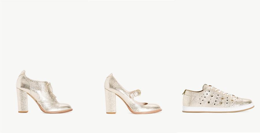 scarpe twinset 2018 catalogo metallizzate