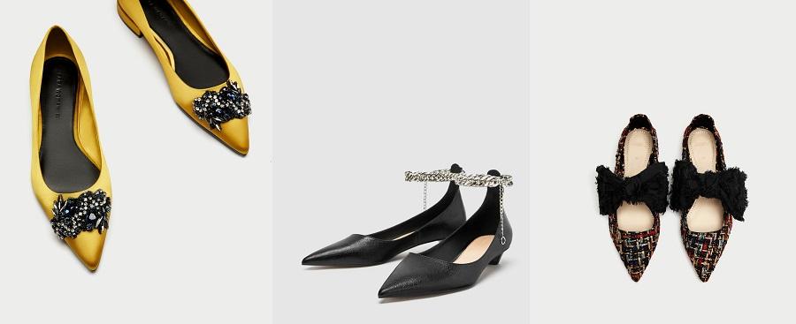scarpe Zara 2018 catalogo prezzi 303382f0bdd