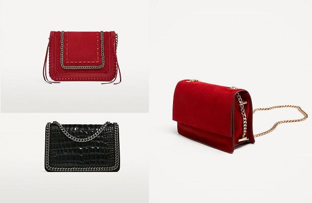 Borse Zara 2018 catalogo tracolle