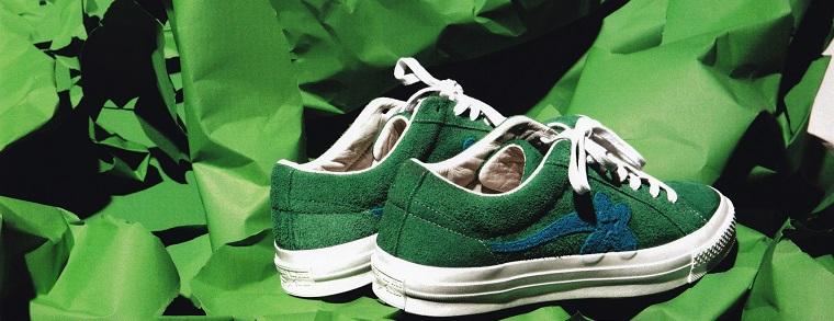 Converse e Tyler  sneakers