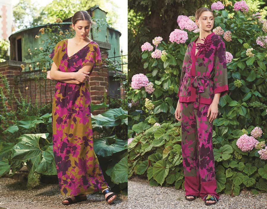 caractere 2018 catalogo maxi dress