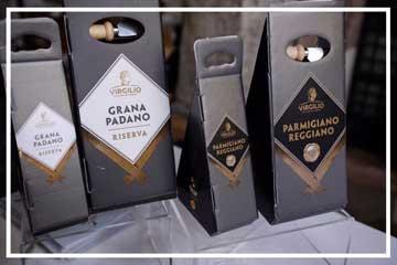 consorzio virgilio idea regalo natale 2017 grana padano parmigiano reggiano