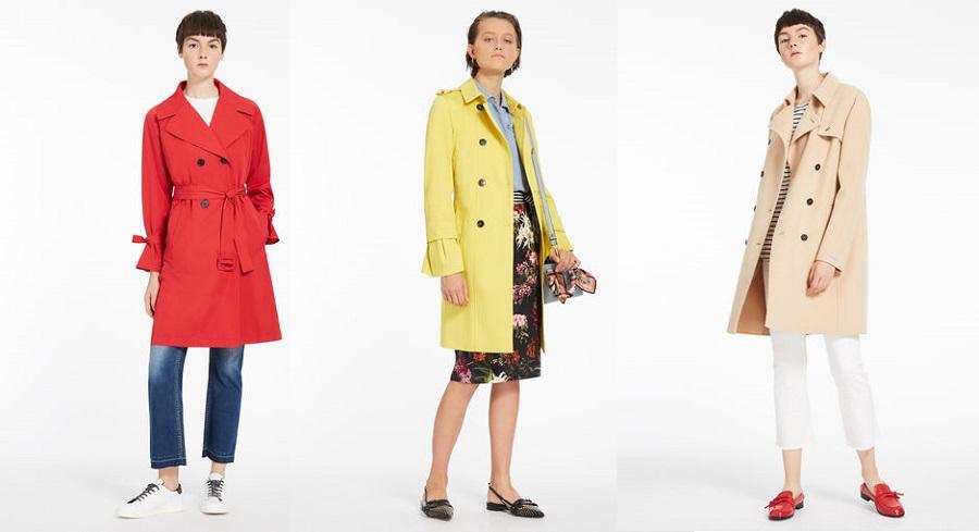 marella 2018 catalogo cappotti