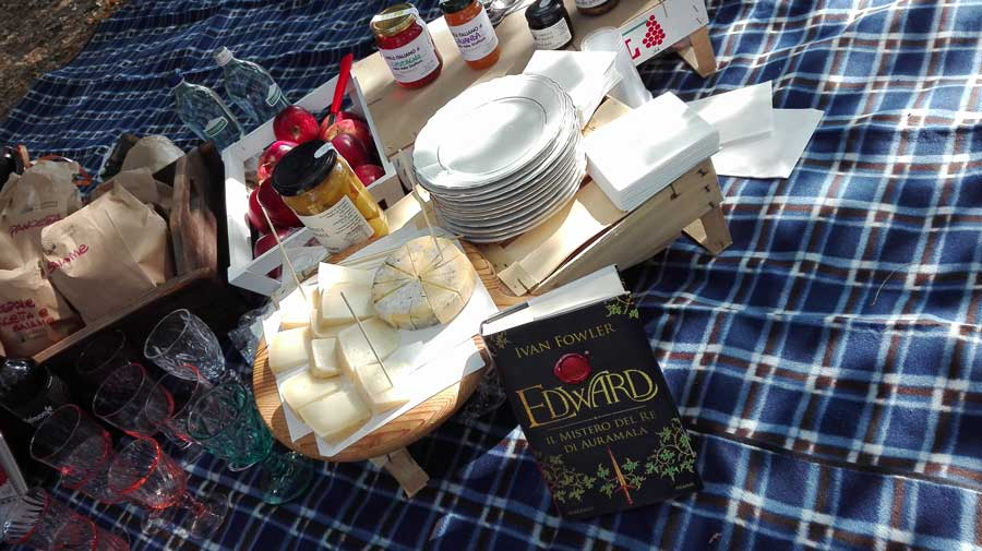 picnic il girasole di travaco vacanze pavesi by i viaggi di tels