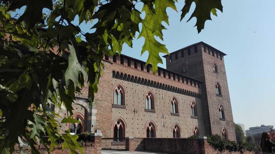vacanze pavesi i viaggi di tels castello visconteo pavia
