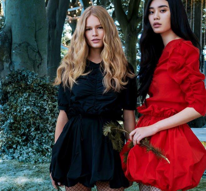 H&M NATALE 2017 CATALOGO abiti feste