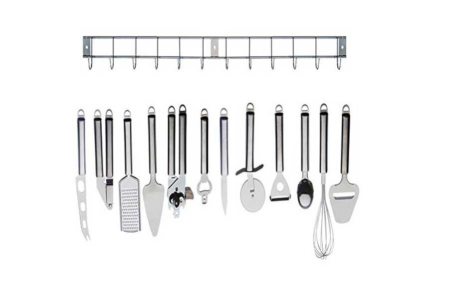 kitchen utensil set 12 pezzi idee regalo natale 2017 sotto 30 euro