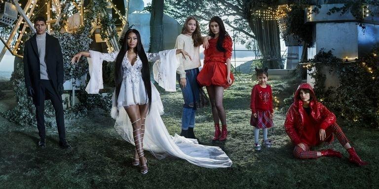 H&M NATALE 2017 CATALOGO campagna pubblicitaria