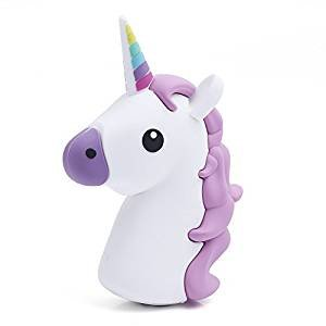 power bank unicorno