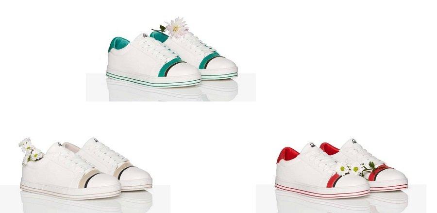 benetton catalogo 2018 scarpe