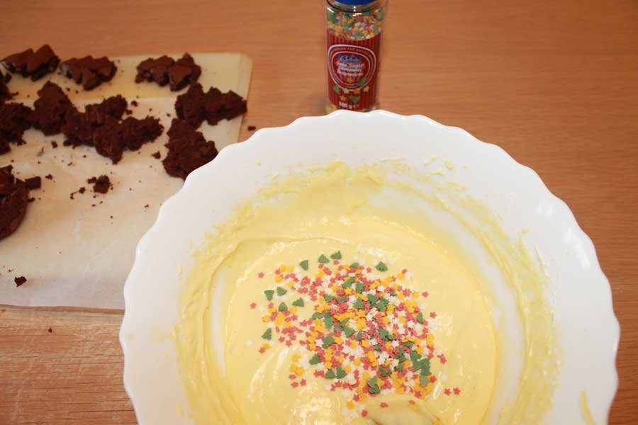 Ricetta plumcake di Natale con sorpresa