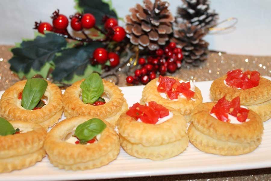 ricetta tre antipasti natalizi veloci