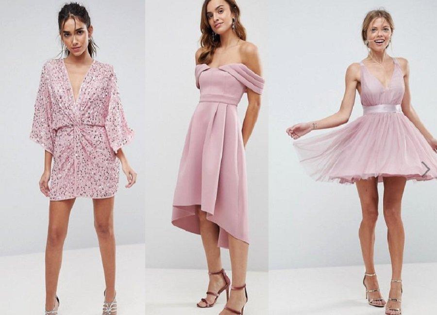 outfit san valentino 2018 abiti rosa romantici