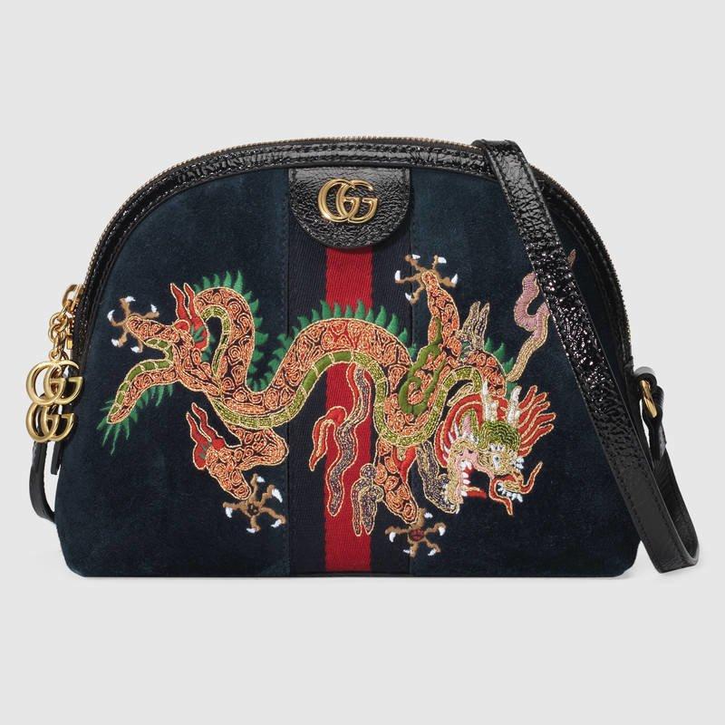 borse gucci 2018 catalogo dragone