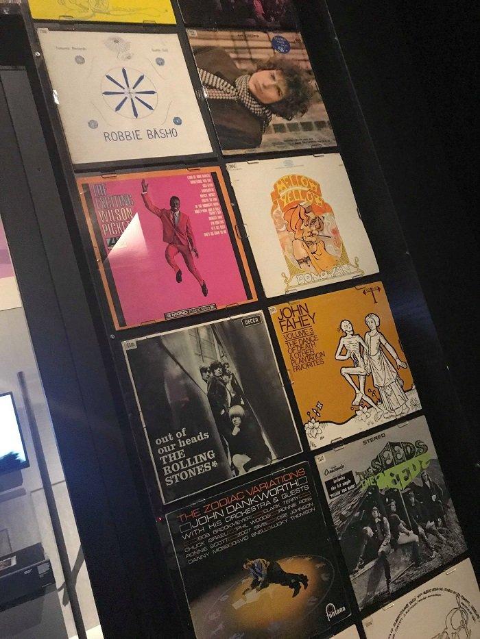 mostra revolution musica