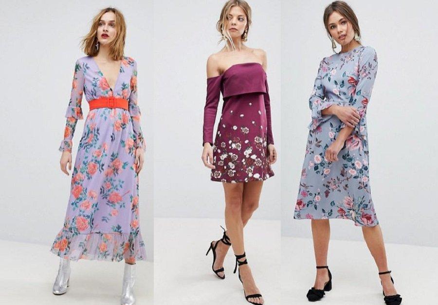 outfit san valentino 2018 abiti fiori romantici