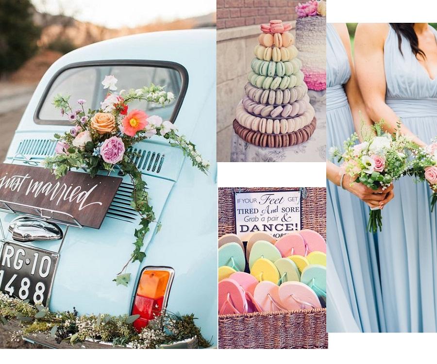 colori matrimonio pantone 2019