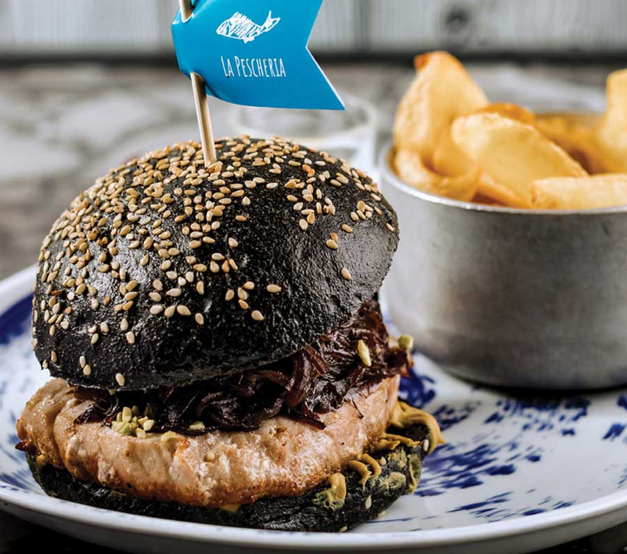 5 migliori hamburgherie pavia puro slow burger