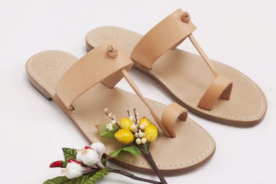sofia capri catalogo sandali infradito