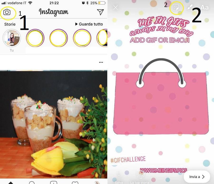 gif challenge instagram tutorial