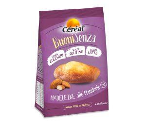 madeleine cereal buonisenza