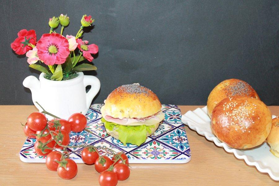 ricetta panini morbidissimi alle olive