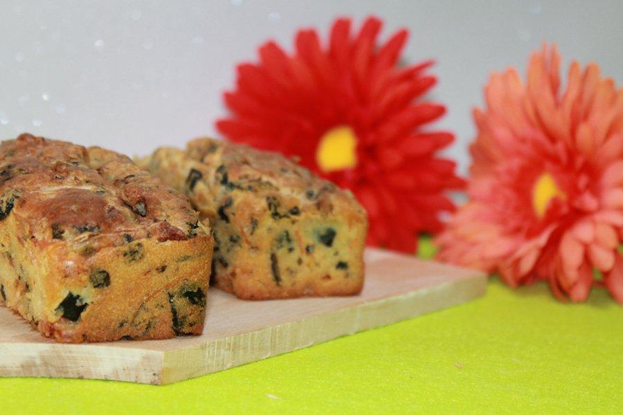 ricetta plumcake furbo salato