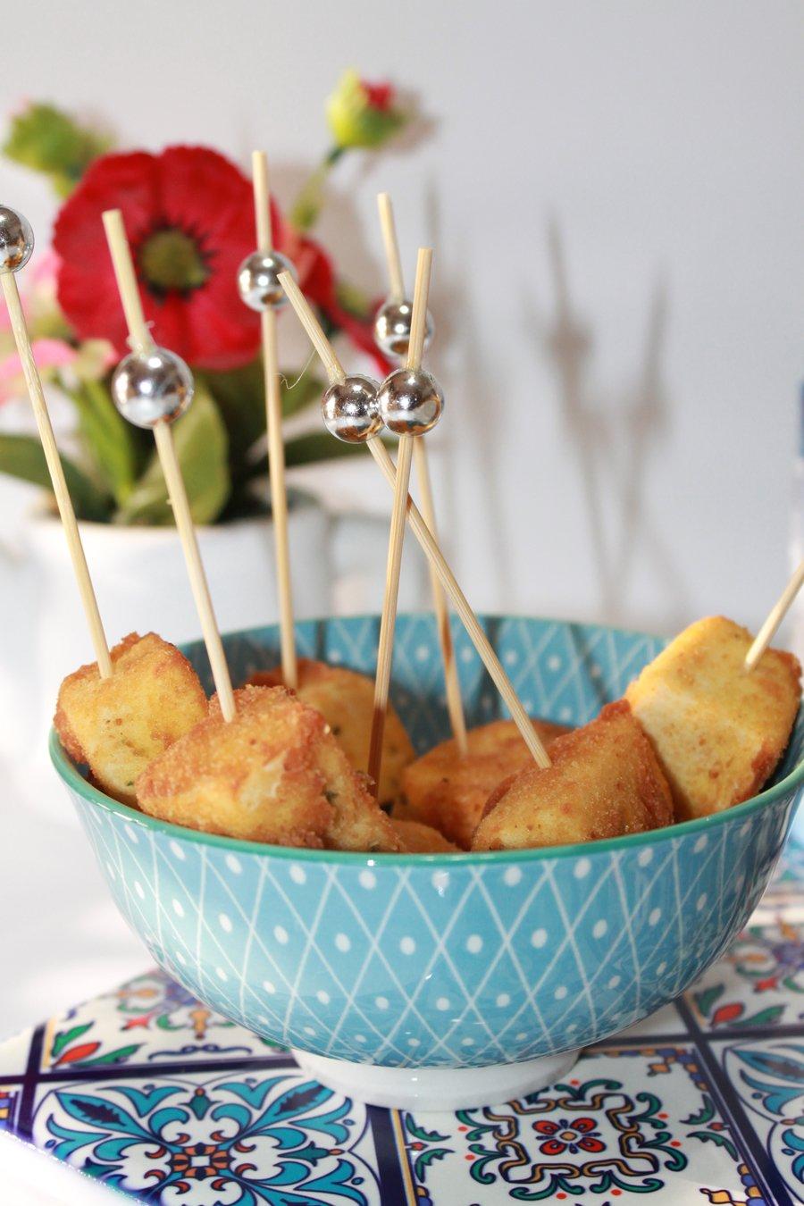 ricetta ricotta impanata fritta