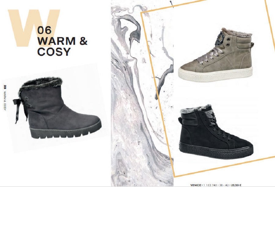 deichmann catalogo 2019 stivali morbidi