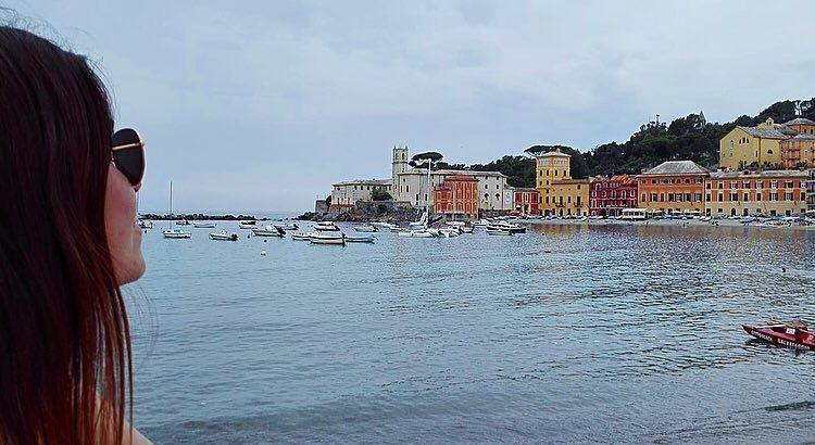 Liguria Sestri Levante Baia del Silenzio