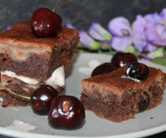 ricetta cheesecake estiva alle amarene