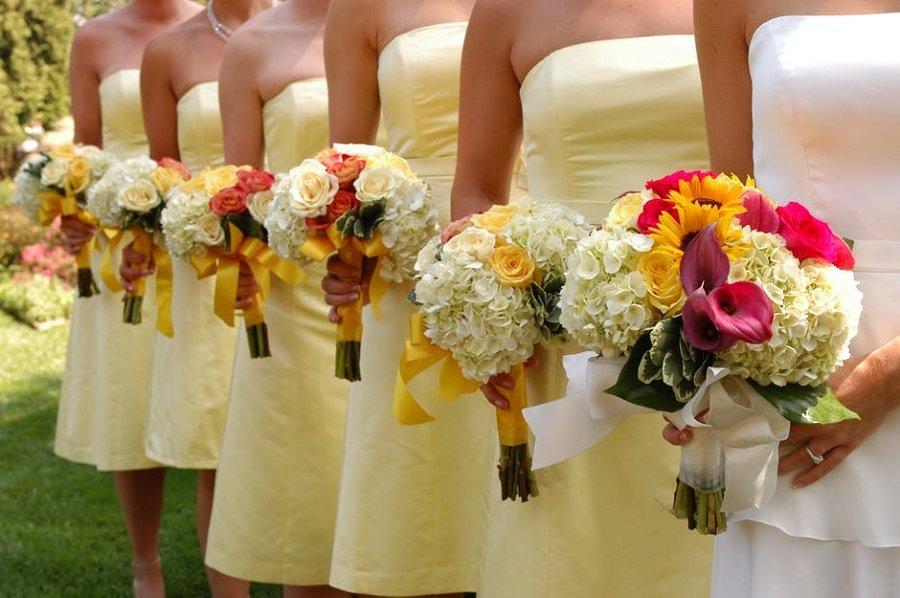 sposarsi a milano in giallo