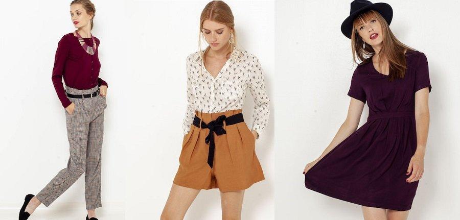 Camaieu 2019 catalogo abbigliamento