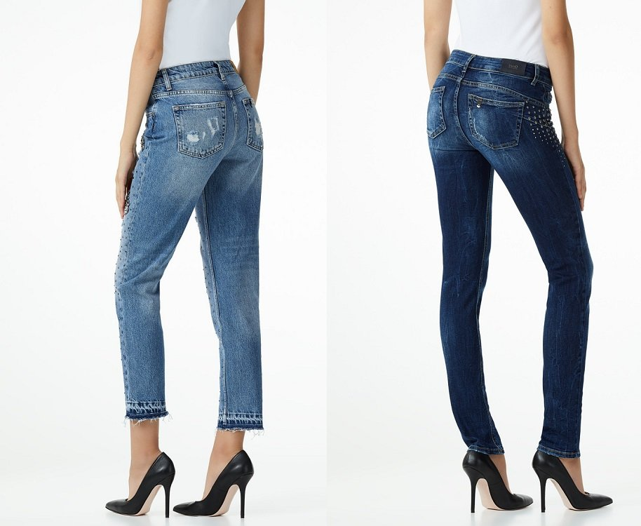liu jo jeans push up, LIU JO Abbigliamento donna Jeans donna