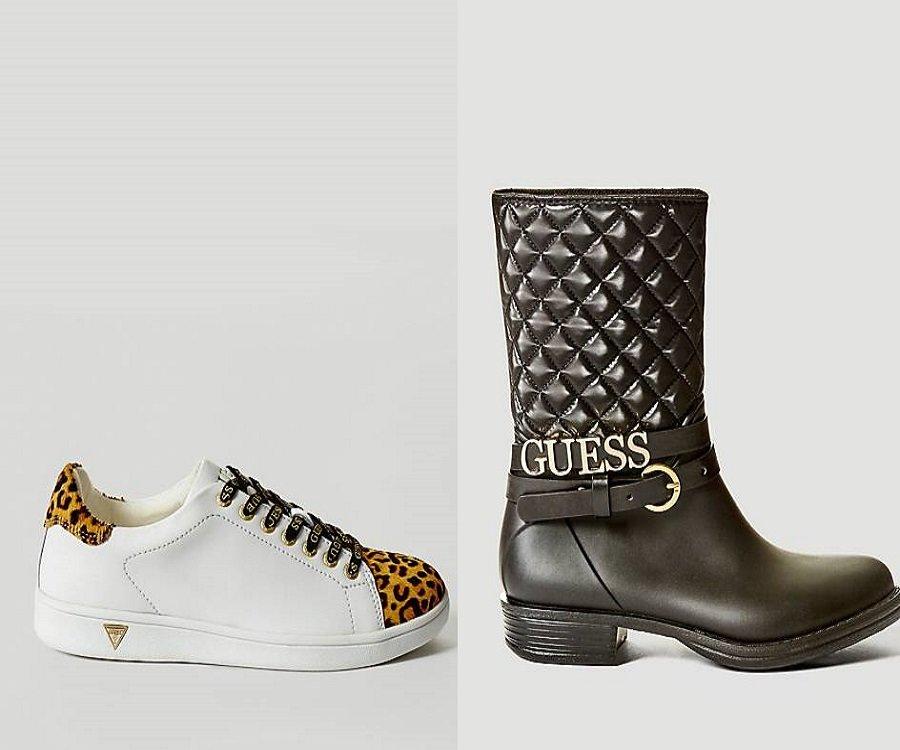 Scarpe Guess 2019 2020 catalogo prezzi stivali | Smodatamente