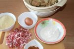 Ricetta svuotafrigo frittelle di melanzane e pancetta