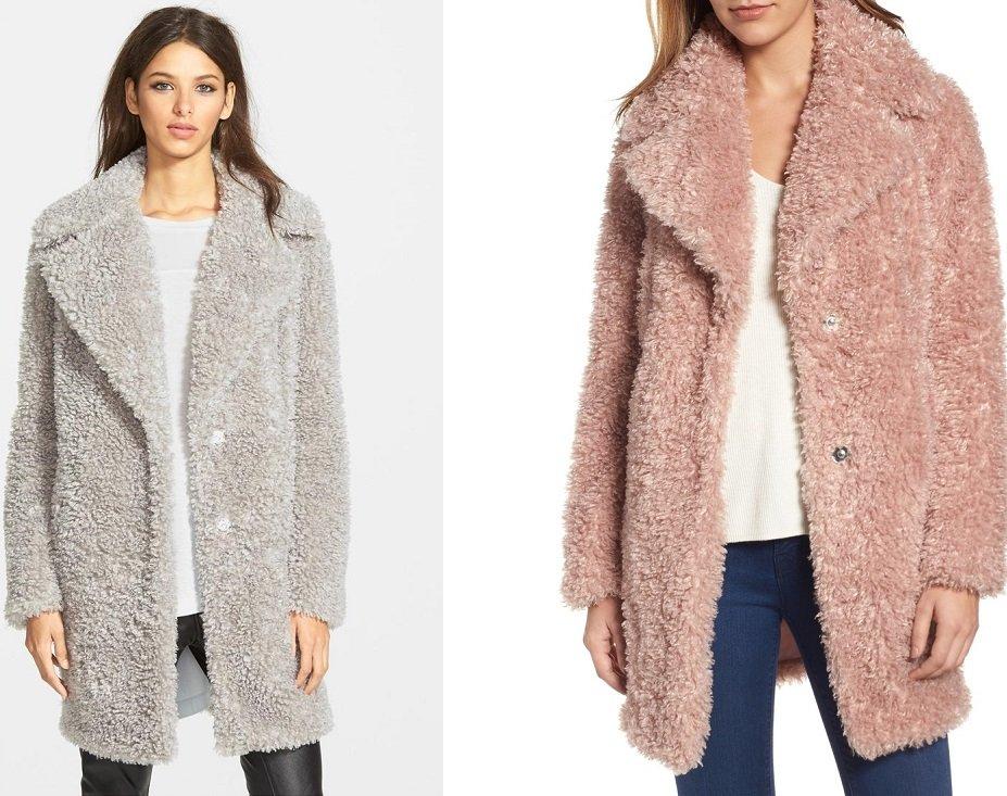 cappotti lana inverno 2019 teddy coat