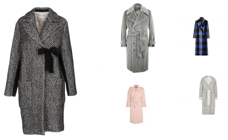 cappotti lana con cintura inverno 2019