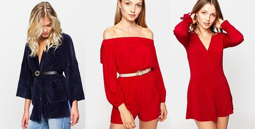 Abiti Da Sera Tally Weijl.Tally Weijl 2018 2019 Catalogo Prezzi Abbigliamento Smodatamente
