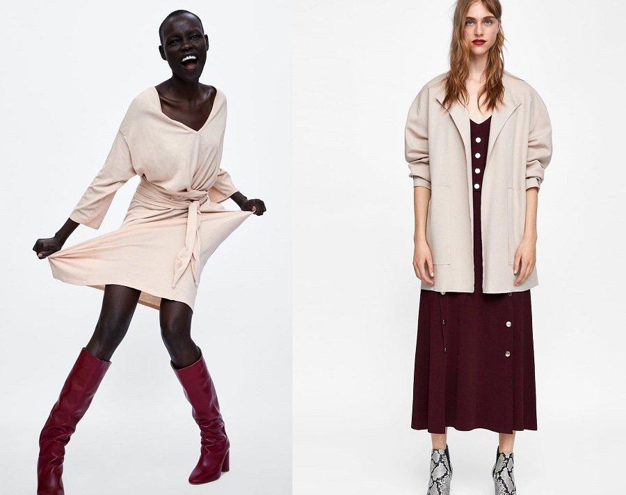 economico per lo sconto 89939 f96fe Zara 2019 catalogo prezzi donna autunno inverno | Smodatamente
