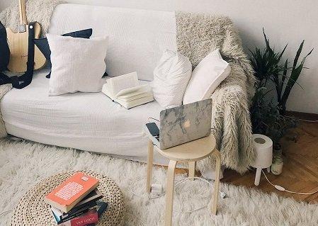 Arredamento cozy in autunno