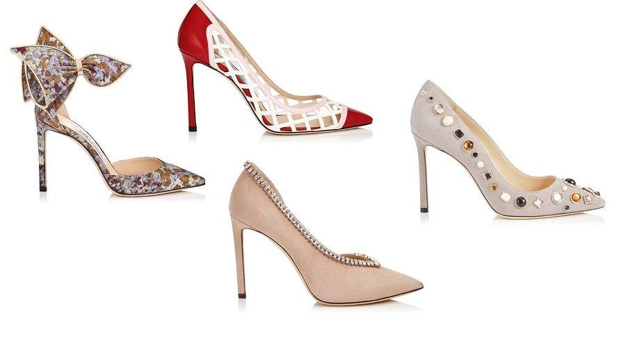 Jimmy Choo 2019 catalogo prezzi scarpe e stivali  b82fd72c731