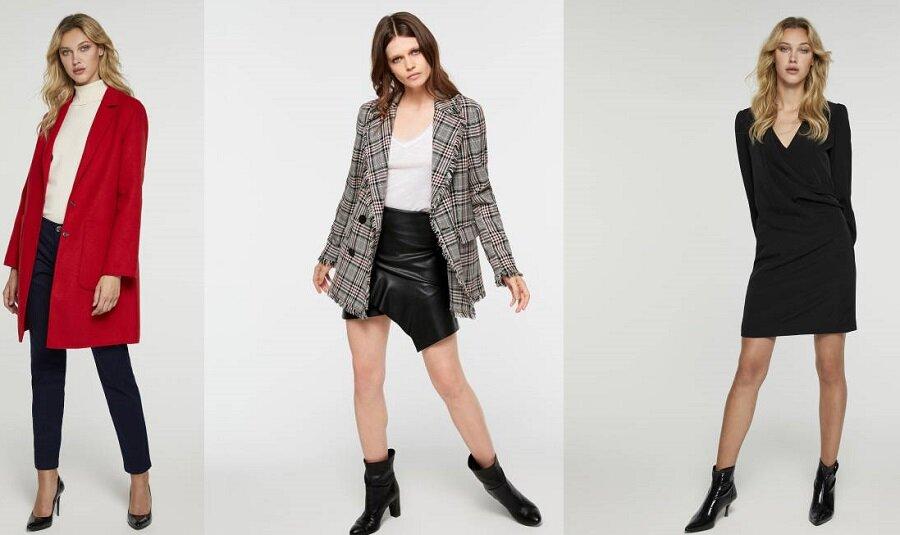 Abbigliamento donna sisley, Collezione inverno 2020 Stileo.it